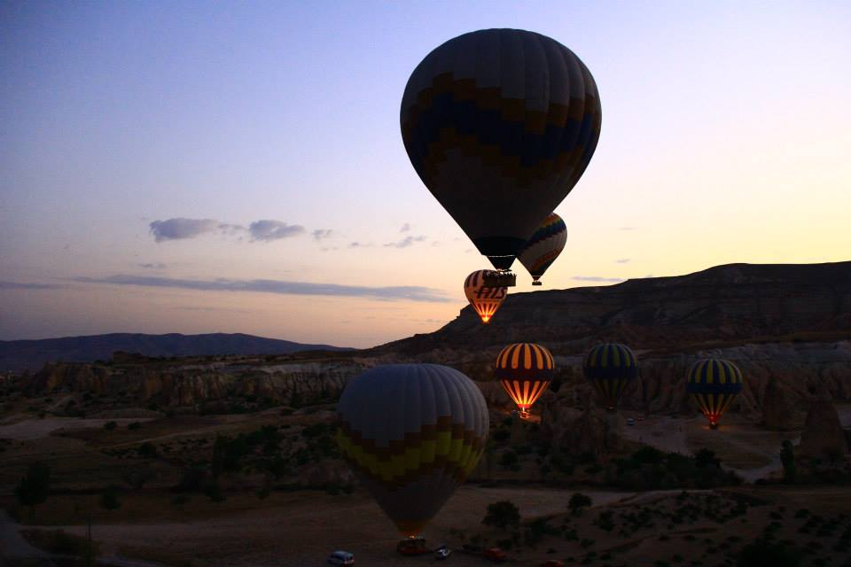 Cappadocia Balloon Ride- Photo Courtesy- Siddhesh Mhatre