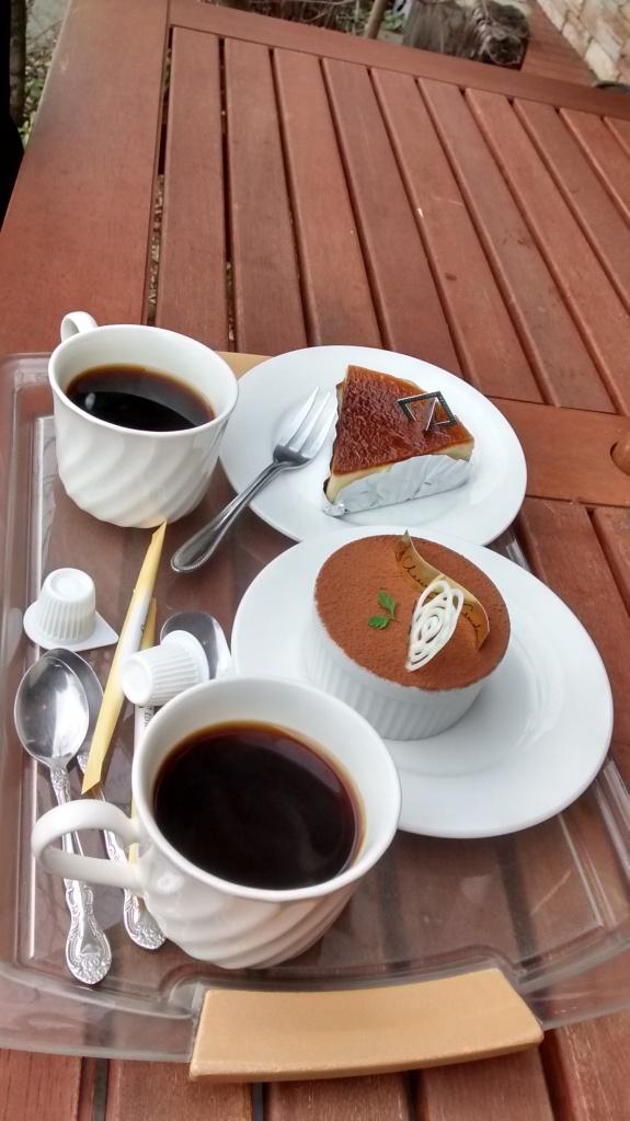 Tiramisu and Cheesecake. The best I have eaten